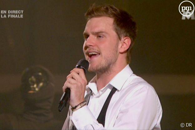 """Matthew Raymond Barker, gagnant de """"X-Factor"""" 2011"""