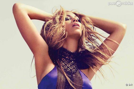 """Beyoncé sur la pochette de l'album """"4"""""""