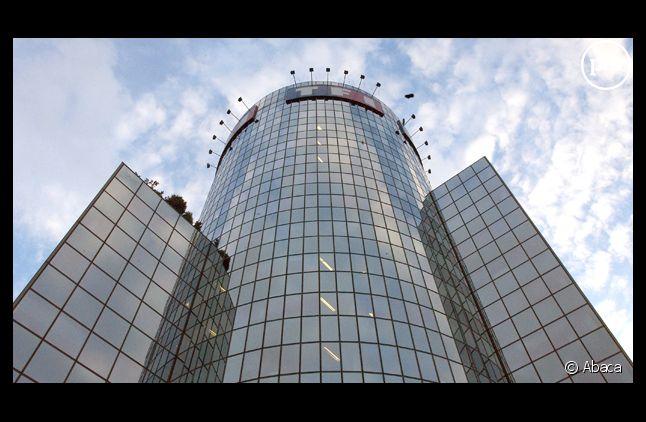 La tour de TF1.