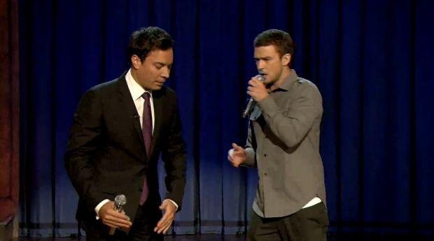 Jimmy Fallon et Justin Timberlake