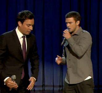 Jimmy Fallon et Justin Timberlake revisitent l'histoire...