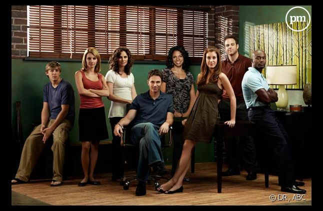 "Le cast de ""Private Practice"""