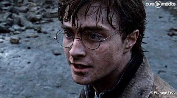 """Daniel Radcliffe dans """"Harry Potter et les Reliques de la Mort - Partie 2"""""""