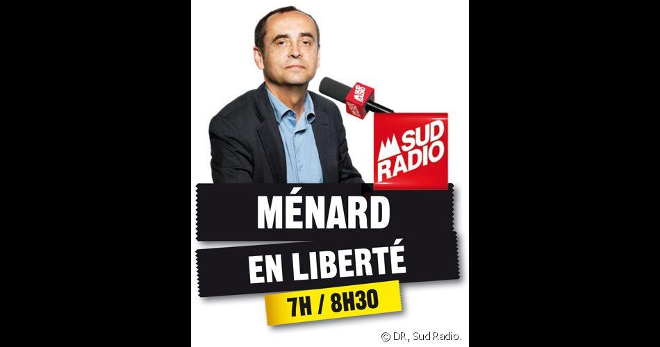 Robert Menard sur Sud Radio.