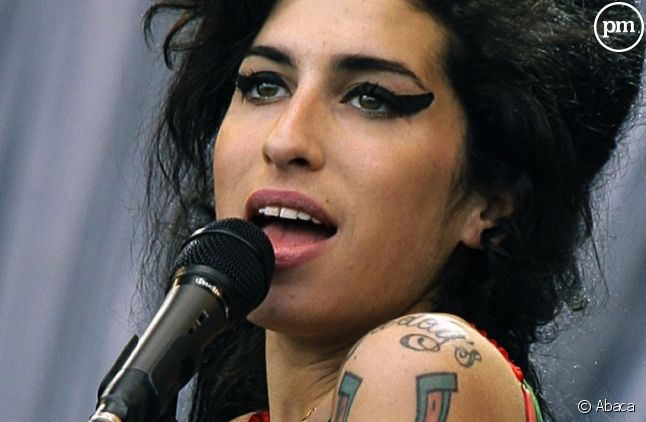 Amy Winehouse en 2007