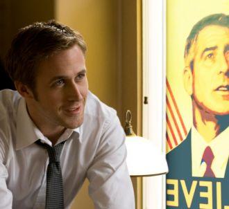 Ryan Gosling dans 'Les Marches du pouvoir' (2011).