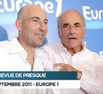 Agacé, Jean-Pierre Elkabbach interrompt Nicolas Canteloup...