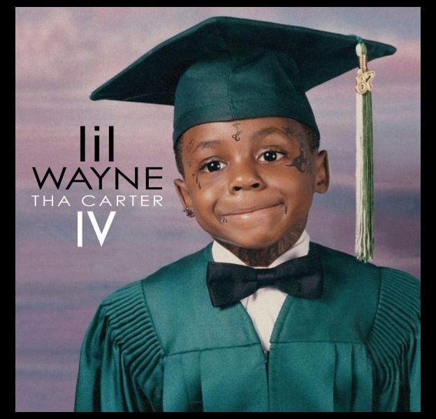 1. Lil Wayne - Tha Carter IV / 964.000 ventes (Entrée)