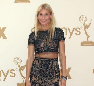 Gwyneth Paltrow sur le tapis rouge des Emmy Awards 2011
