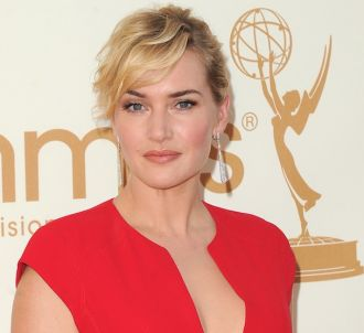 Kate Winslet sur le tapis rouge des Emmy Awards 2011