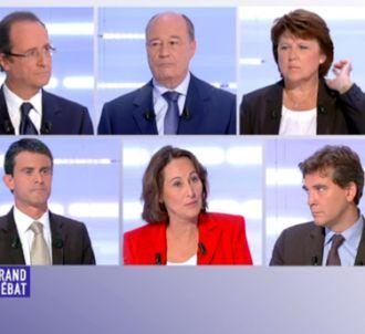 Le débat des primaires PS, organisé sur i-TELE, LCP et...