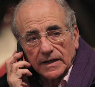 Jean-François Copé, interrogé par Jean-Pierre Elkabbach.