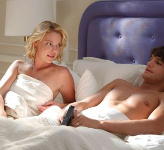Katherine Heigl et Ashton Kutcher dans 'Kiss & Kill'