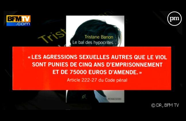 """""""Le bal des hypocrites"""", l'ouvrage de Tristane Banon sur DSK."""