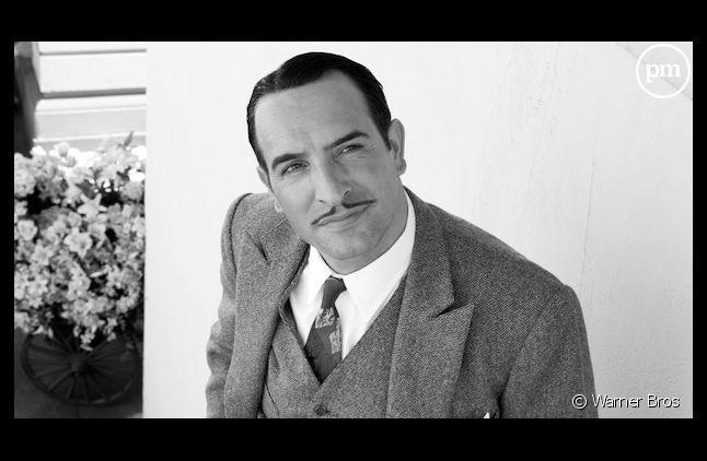"""Jean Dujardin dans le film """"The Artist"""""""