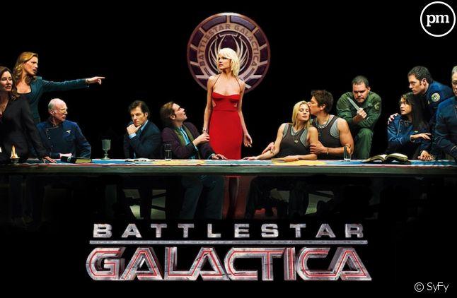 """Battlestar Galactica"", la série de SyFy"