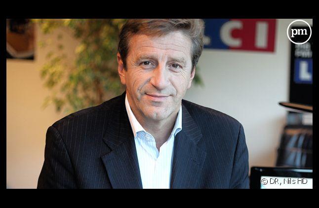 Eric Revel, patron de LCI.