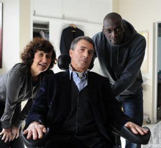 François Cluzet et Omar Sy dans le film 'Intouchables'