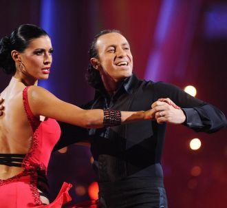 Philippe Candeloro et sa partenaire Candice dans...