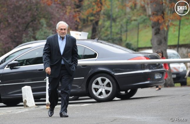 Dominique Strauss-Kahn, le 17 novembre 2011