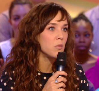 Zaz explique sur Canal+ n'avoir pas trop aimé son tube...