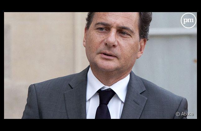 Eric Besson, ministre de l'Industrie.