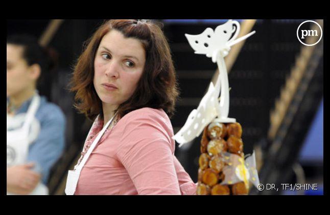 Anne Alassane, première gagnante de Masterchef sur TF1.