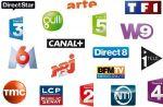 Audiences décembre : France 2 et M6 en baisse, W9 double TMC, record pour France 4