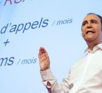 Xavier Niel, PDG d'Iliad (Free et Free mobile)