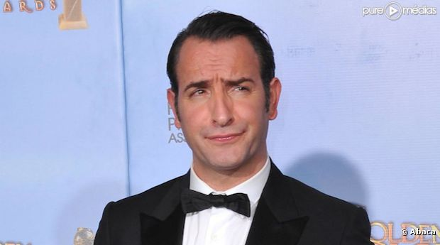 The artist m contents des spectateurs demandent for Jean dujardin muet