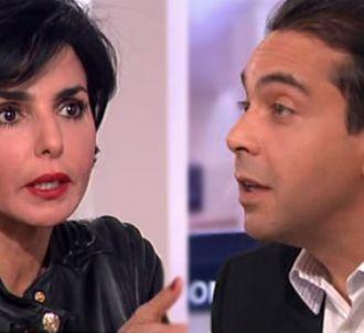 Rachida Dati face à Patrick Cohen dans 'C a vous' sur...