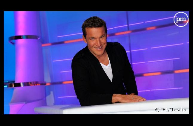 "Benjamin Castaldi présente ""La Roue de la fortune"""