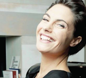 Alessandra Sublet, animatrice de 'C a vous' sur France 5.