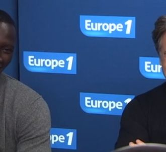 Omar Sy et François Cluzet