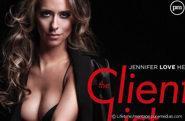 """Les affiches de """"The Client List"""" avec Jennifer Love Hewitt"""