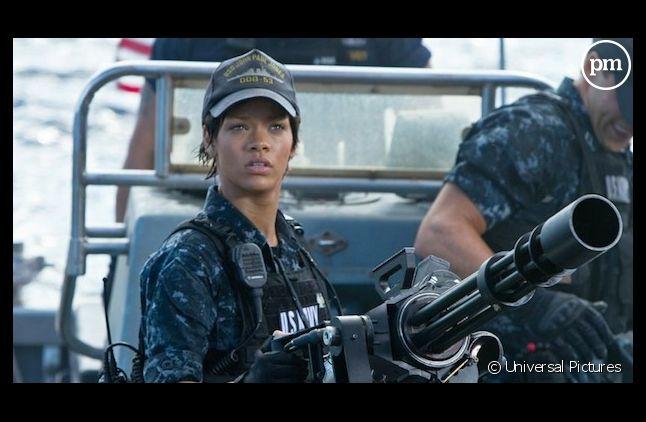 "Rihanna dans ""Battleship"""