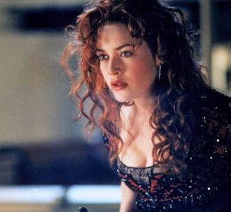 Kate Winslet dans 'Titanic'