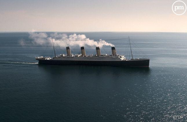 "La mini-série ""Titanic"""