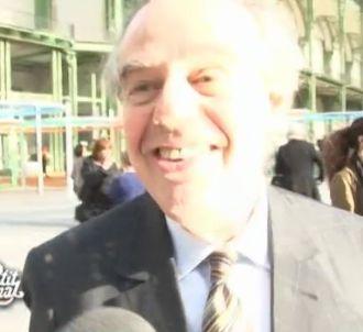 Frédéric Mitterrand survolté.