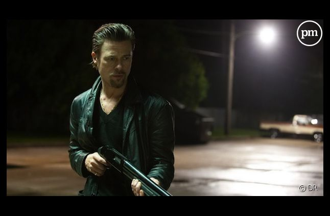 "Brad Pitt dans ""Cogan, la mort en douce"""