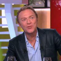 Christophe Hondelatte, après son départ de RTL :