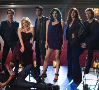 Le cast de 'Smash' saison 1