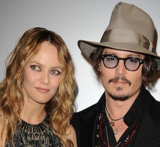 Vanessa Paradis et Johnny Depp