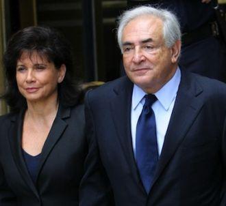Anne Sinclair et Dominique Strauss-Kahn se sont séparés...