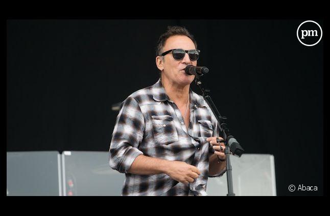 Bruce Springsteen contraint d'arrêter son concert par la police
