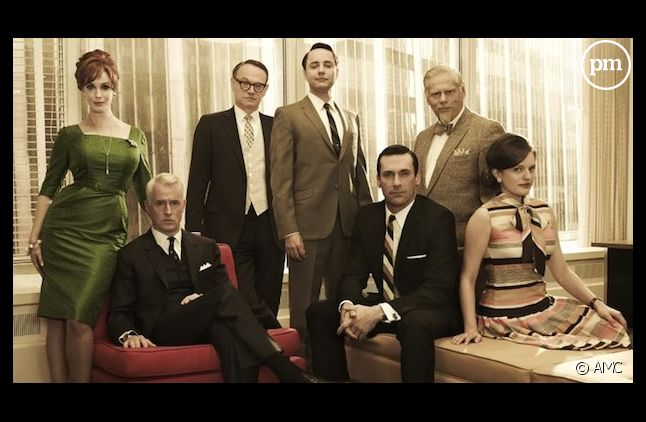 """Mad Men"" saison 5"