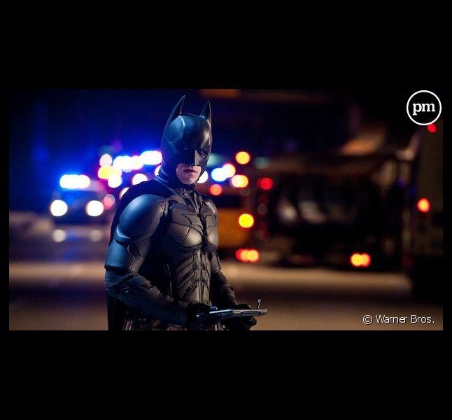 """""""The Dark Knight Rises"""" réalise un très beau démarrage"""