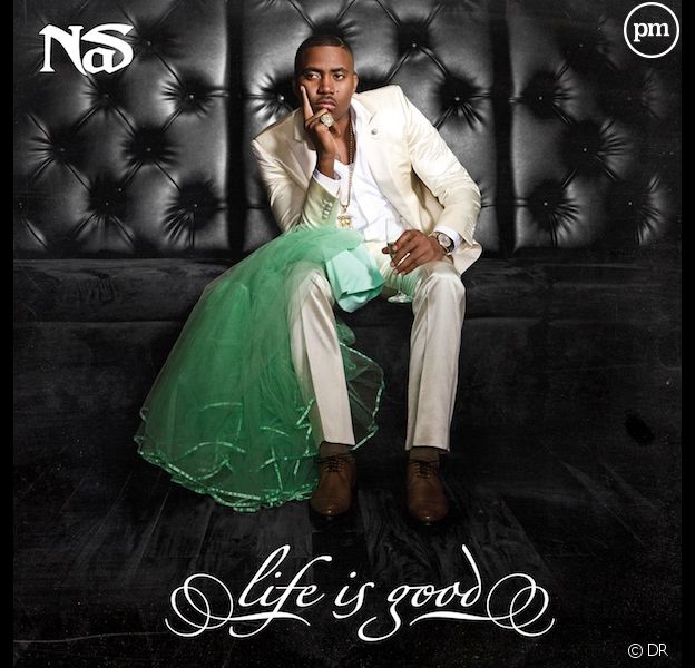 """1. Nas - """"Life Is Good"""""""