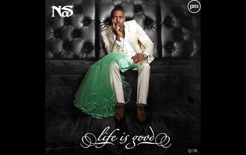 "1. Nas - ""Life Is Good"""