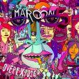 "10. Maroon 5 - ""Overexposed"""